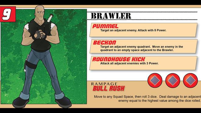 Hero Spotlight - The Brawler