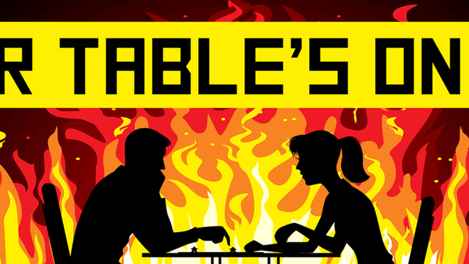 Last Stand Interview - Your Table's on Fire Podcast