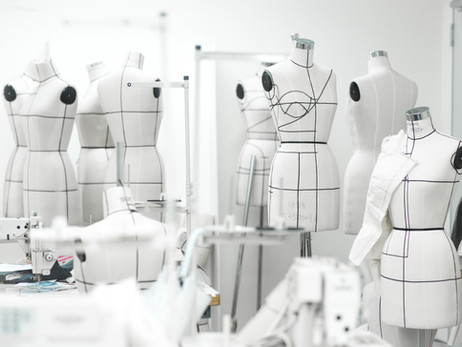 Career opportunities in fashion designing