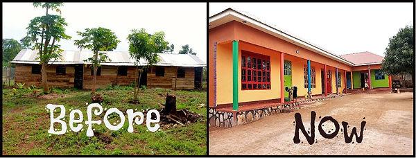 Vorschule vorher und jetzt