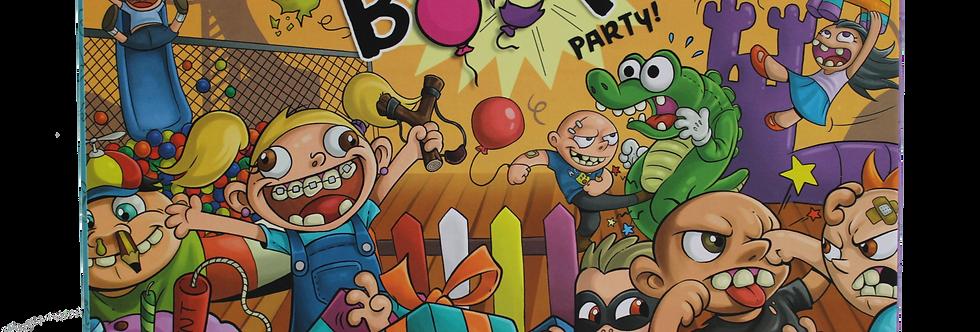 Boom Party dt. Ausgabe