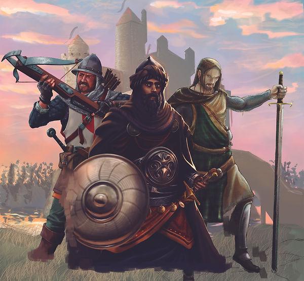 Wallace Arquero y Saladino.jpg