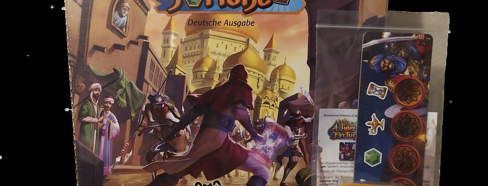 A Thief's Fortune dt. Ausgabe (inkl. Promo-set)