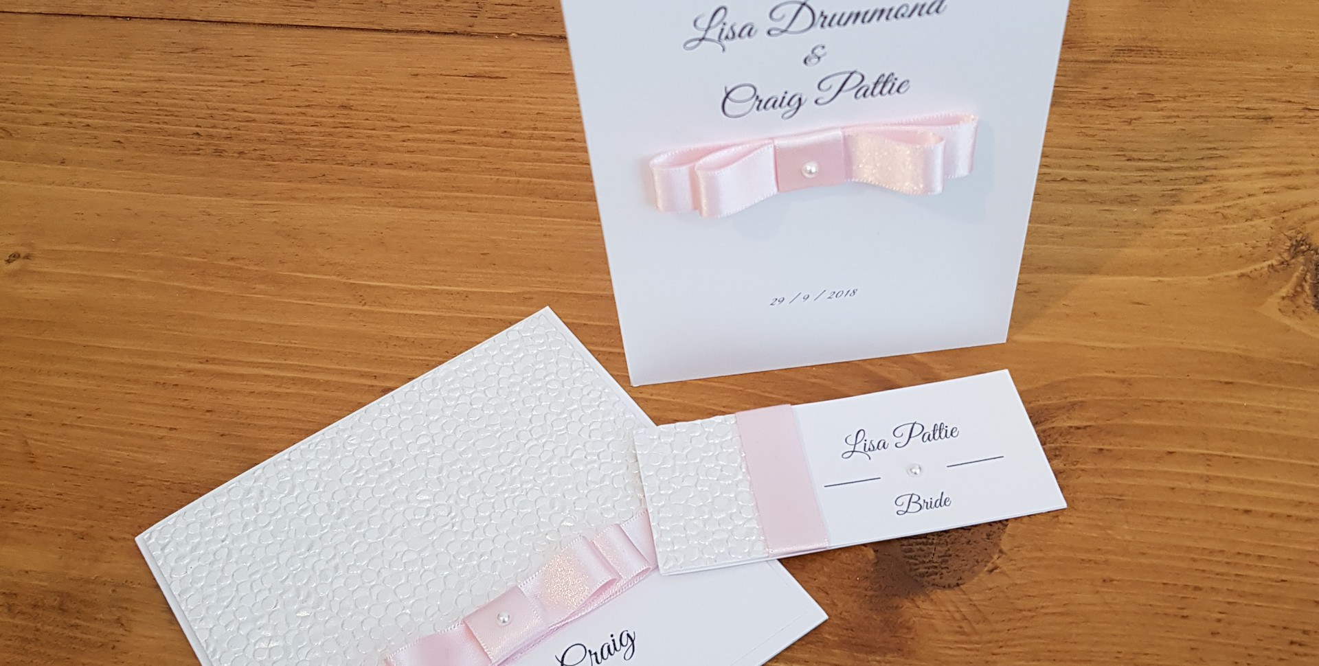Lisa - Wedding stationery