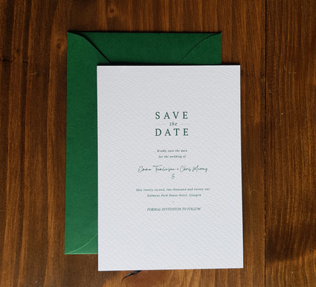 Emma - Save the date