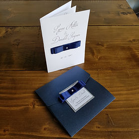 Lynne - Wedding invitations