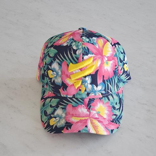 Failure Floral Adjustable Hats