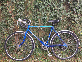 New Retro Road Bike !