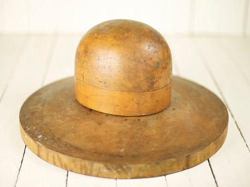 'Suze' Vintage Hat Block