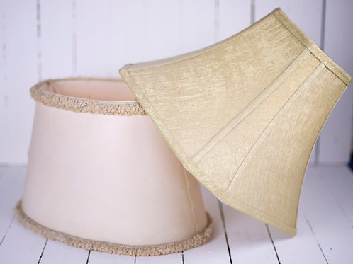 'Miss Brocade Medium' Medium Vintage Lamp Shades