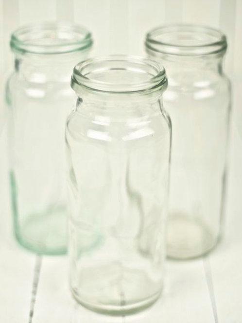 'Frank' - Vintage Fowlers jars