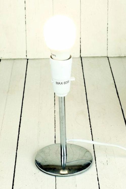 'Melo' Small Silver Lamp