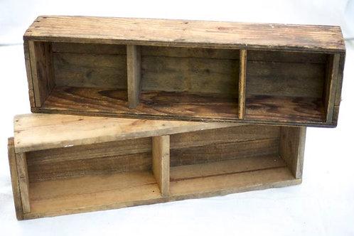 'Creesie' - Large Vintage Wooden Crate