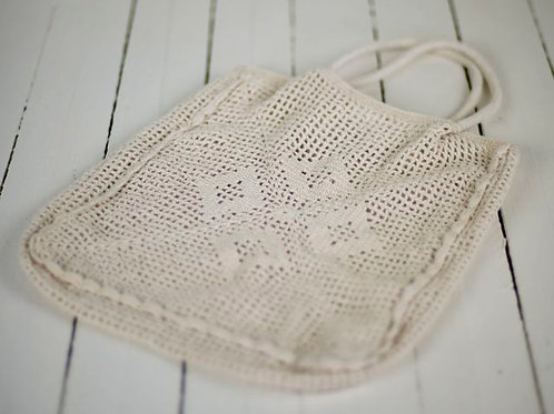 'Carry Me Crochet' - Woven Bag