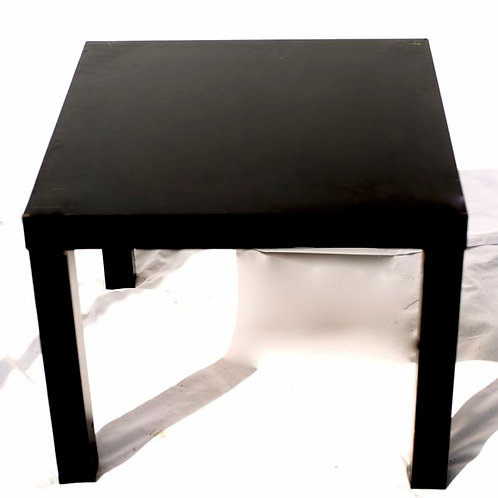 'Cubisto Too' - Black Square Coffee Table