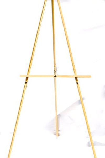 'Woody' - Wooden Easel
