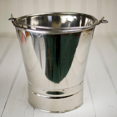 'Shona' - Vintage Silver Wine Cooler