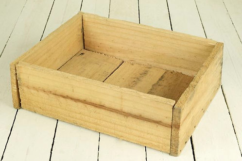 'Dutch' Small Wooden Box