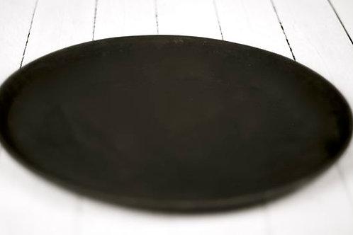 'Trey' Black Waiter's Tray