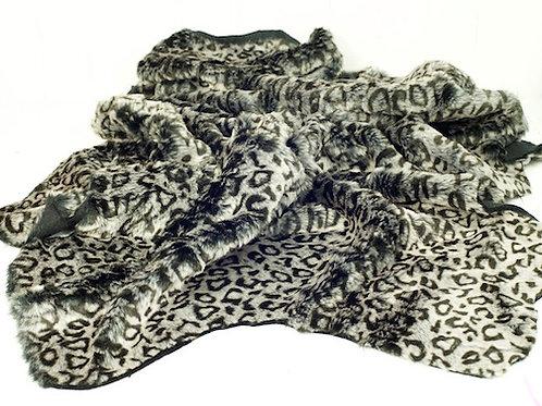 'A Leopard Doesn't Change its Spots' - Faux Leopard Skin