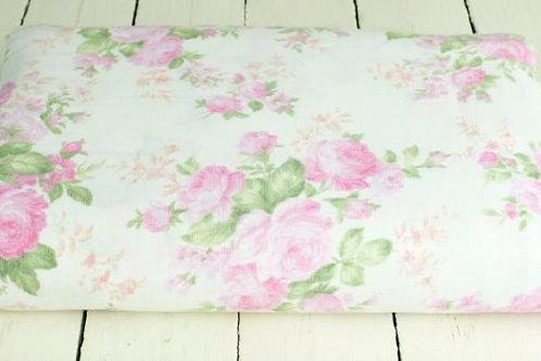 'Sweet Pea' - Pink Floral Aisle Runner