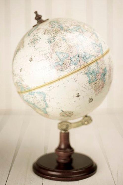 'Atlas' World Globe
