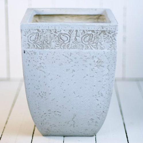 'Aristotle' - Large Ivory Urn