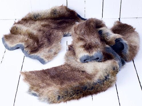 'Fauxever' - Faux Reindeer Fur Pieces