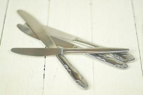 'Grandma's Cutlery' Entree Knives