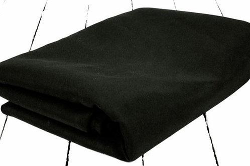 'Get Smart' - Black Round 310cm Tablecloth