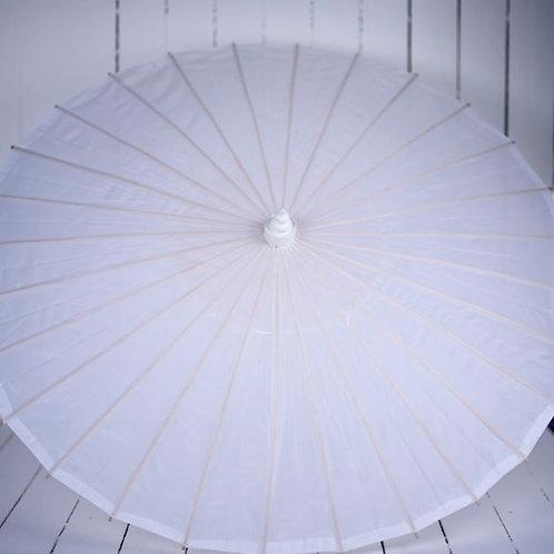 'Miss Daisy' - White Parasol