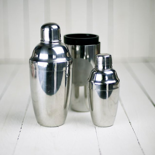 'James' Cocktail Shakers