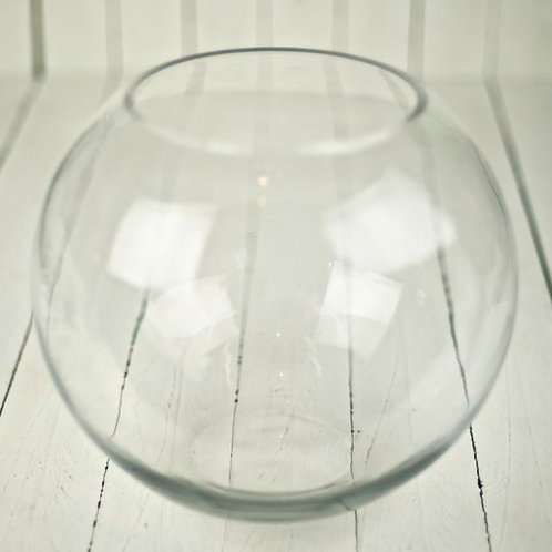 'Swim' - Large Fish Bowl Vase