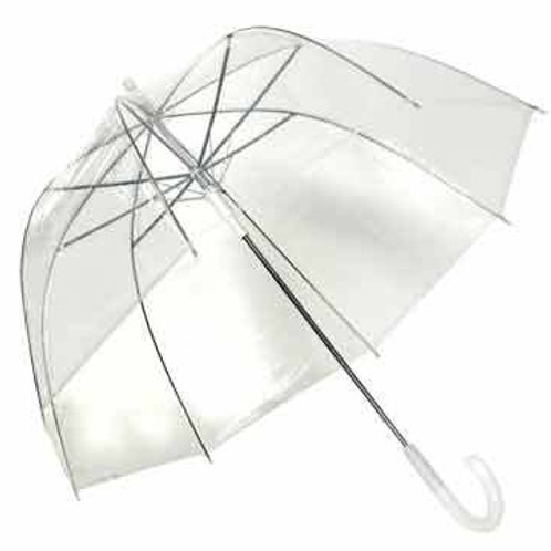'Miss Raine' Clear umbrella
