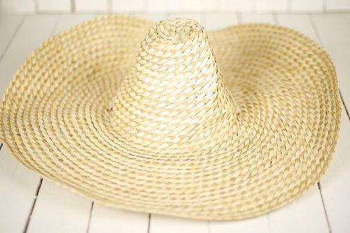 'Tijuana' - Large Straw Sombrero