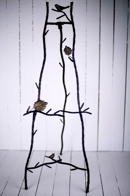 'Little Birdie' - Branch & Bird Metal Easel