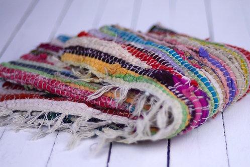 'Mexicana' - Hand Woven Rug