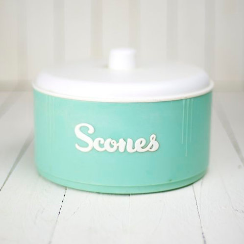 'Scone' Vintage 1950's Biscuit Barrel