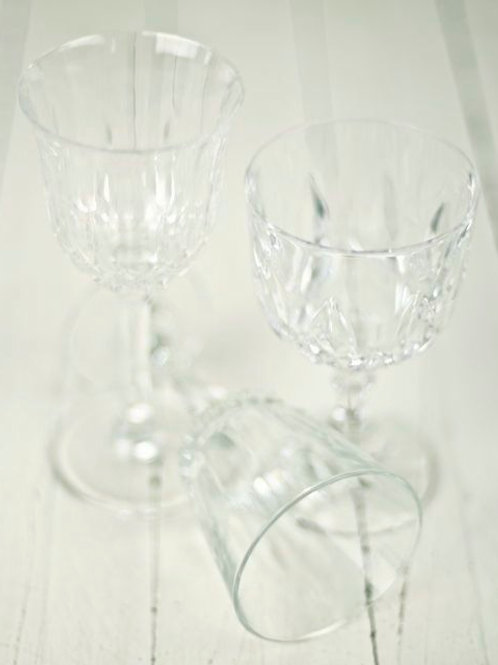 'Louis' Vintage Wine Glass
