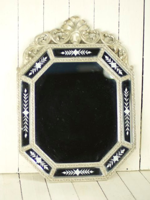 'Francais' - French Inspired Vintage Mirror