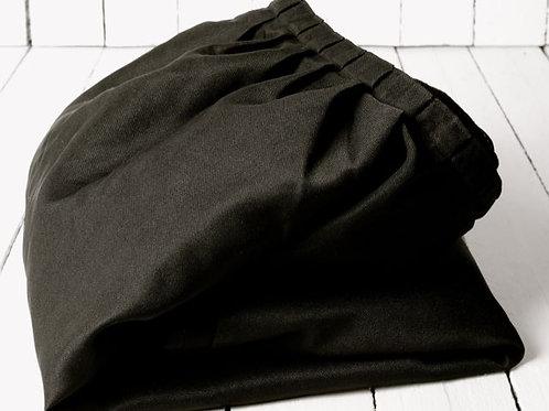 'Skirt Around' - Black Table Skirt