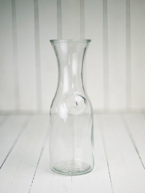 'Cary' Glass 1 Litre Carafe