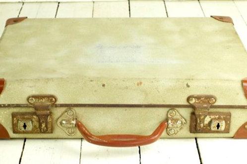 'Bon Voyage One' Small Flat Suitcase