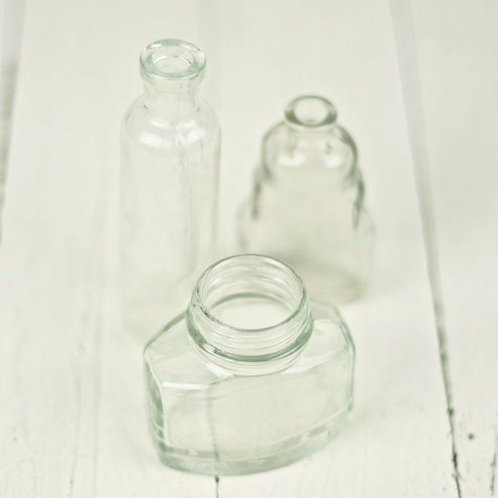 'Blanco' - Small Vintage Bottle Collection