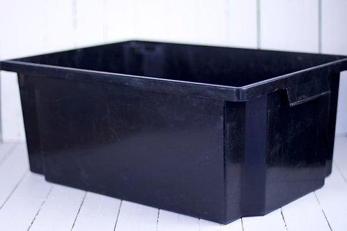 'Black Box' - Black Drinks Bin