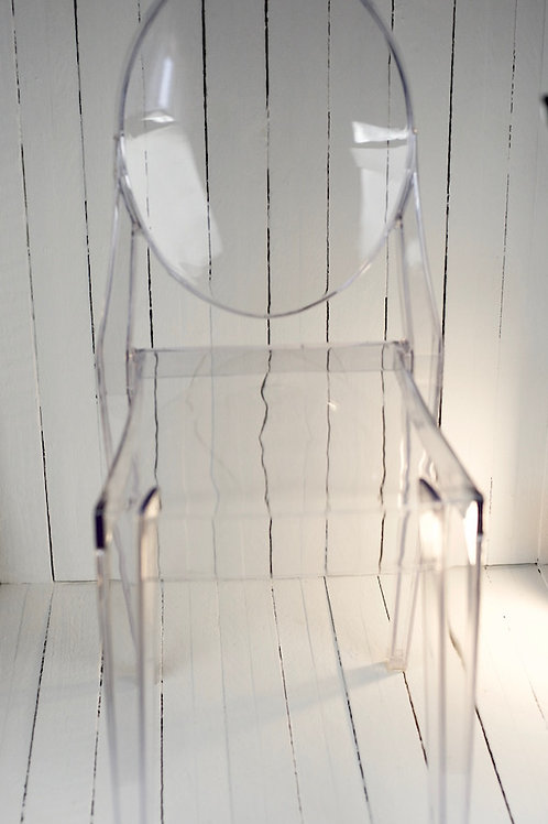 Ghost dining chair hire Brisbane wedding & event styling