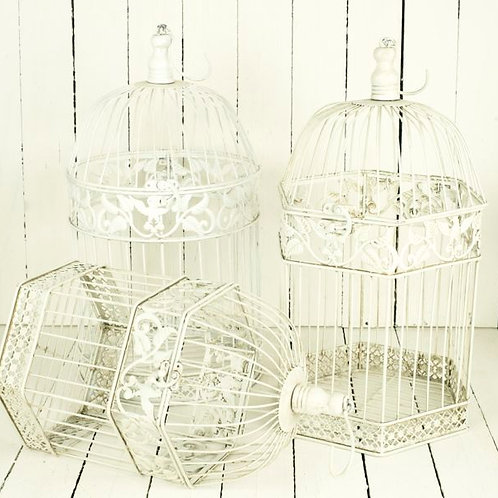 'Tweety Three' Large Bird Cages