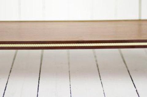 'Shelfish' - Retro Teak Bench