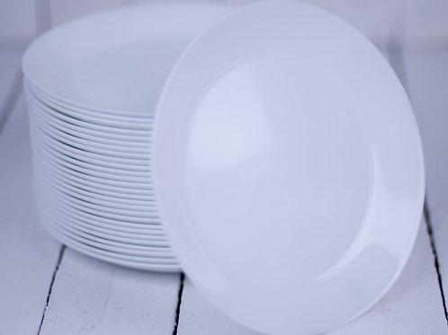 'Blanc de Blanc' - White Side Plate