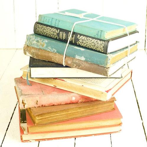 'Tome' Vintage Book